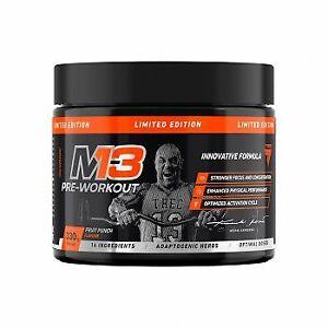 Trec nutrition M13 Pre-Workout. UK edition - 330g. Amazing pump, focus & energy