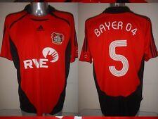 Bayer Leverkusen Adidas Large 5 Match Shirt Jersey Trikot Football Soccer Player