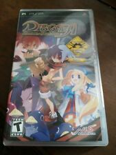 Disgaea afternoon of darkness   psp