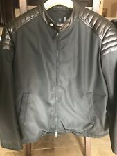 Gucci Jacket 2XL With Leather Details Mint Condish Was 3,4K Now 1750 Spring 2017