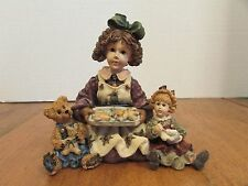 Boyds Bears Yesterdays Child Jean w/ Elliot and Debbie