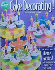 2007 WILTON YEARBOOK CAKE DECORATING - SPECIAL SECTION THEME PARTIES! - USED!