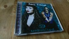 2 UNLIMITED - REAL THINGS - CD ALBUM - 1994 - PWL