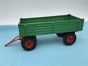 #TCO Tippco Anhänger Für Traktor Oder Unimog    (64400) Blechspielzeug 60er