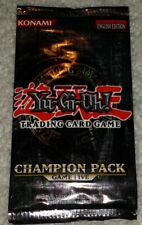 Yu-Gi-Oh! Game Promo Champion Pack 5 Five Booster CP05 Ultra Rare Out Of Print