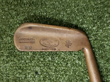MacGregor Accurate 90 Putter RH Wood Shaft Leather Grip (RR3634) Dayton OH
