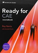 New Ready for CAE: Student's Book - Key, Very Good Books