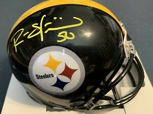 RYAN SHAZIER  PITTSBURGH STEELERS  PSA/DNA AUTHENTICATED  SIGNED MINI HELMET