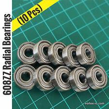 608ZZ Radial Bearings (10Pcs) - 3D printers, DIY projects.