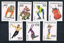 Olympics Mint Never Hinged/MNH Tanzanian Stamps