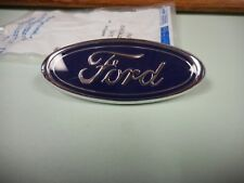 NOS 1987 1993 FORD MUSTANG FRONT GRILLE OVAL EMBLEM NEW IN FORD PACKAGE