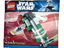 Lego Slave I (4487) Star Wars Boba Fett 2011 20019 Brickmaster New Sealed