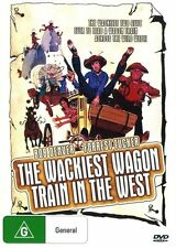 The Wackiest Wagon Train In The West (DVD, 2011)