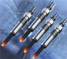 Glow Plugs Set (4) to suit Mitsubishi 4M40 /T  GPMF275B