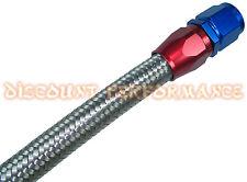 Speedflow 100 Series -16AN 16AN Stainless Steel Braided Hose Water Oil 100-16