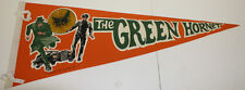 Original 1966 Green Hornet Pennant Ultra Rare Bruce Lee Very Fine Condition