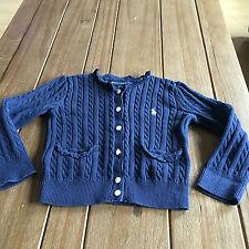 Ralph Lauren Mädchen-Pullover & -Strickware aus 100% Baumwolle