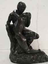 Sculpture art déco signée Bernardini Sera