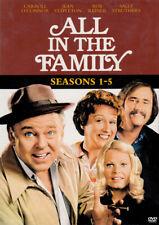 ALL IN THE FAMILY : SEASONS 1 - 5 (BOXSET) (DVD)