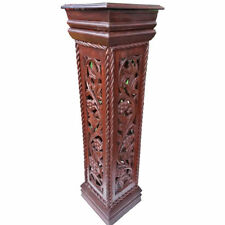 Antique Style Less than 30 cm Width Square Side & End Tables
