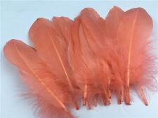 Wholesale! 20-1000pcs Natural goose feather 15-20cm/6-8inches 24 Colors