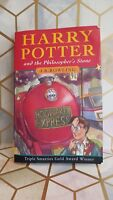 Harry Potter and the Philosopher's Stone J. K. Rowling 75th Print TBLO