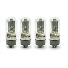 NEW SHUGUANG 6L6GC Tubes QUAD For MESA FENDER 6L6 6L6GCR MATCHED- TESTED