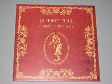 JETHRO TULL Living In the Past 180g 2LP (w/20 page booklet) New Sealed Vinyl LP