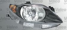 Valeo Front Right Headlight Seat Ibiza OE Quality 043815