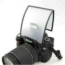 2 PCS Flash Bounce Diffuser Softbox for Canon Nikon DSLR built-in Speedlite SB-S