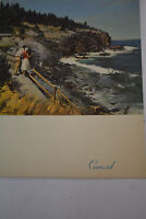 R.M.S. QUEEN MARY Dinner MENU Aug.13,1961 Cunard line