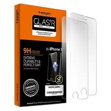 Spigen iPhone 7 Screen Protector 0.33 mm Tempered Glass / 2 Pack / Case Frien...