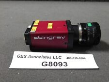 ALLIED VISION TECHNOLOGIES 125B IRF GOF Stingray Camera with Mount
