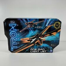 New Disney Tron Legacy One Man Light Jet Vehicle 2010 Spin Master Brand Sealed!