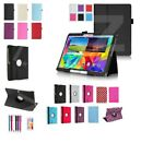 PU Leather Case Cover Stand For Samsung Galaxy Tablets 7/8/8.4/9.6/9.7/10.1/10.5