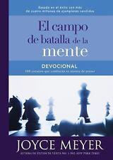Devocional el Campo de Batalla de la Mente : 100 Consejos Que Cambiarán Su...