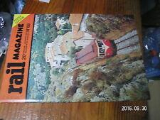 1ùµ?  Revue Rail Magazine n°68 A Chapelon 141 TD 740 Pacific PLM  CFC (Corse )