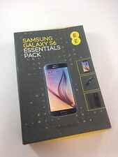EE Samsung Galaxy S6 Starter Pack - With Case, Screen and In-Car Charger Phone
