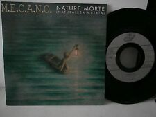 "mecano""nature morte""single7"".or.Fr.1991.ariola:114815"