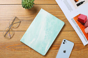 For iPad 5/6/7 Air3 Mini 4/5 Pro Marble Pattern Smart Magnetic Stand Case Cover