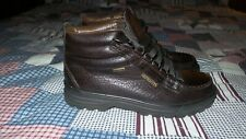MEPHISTO Trampoline Brown Gore-Tex Size Hiking Leather Ankle Boots Women's Sz 8