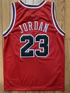 Chicago Bulls Nike Swingman Jersey Michael Jordan Youth Medium New With Tags