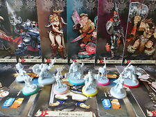 B-Paysandú Kickstarter paquete exclusivo de héroes Mega, todos los personajes! (Juegos de Mesa)