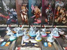 B-sieged Kickstarter esclusivo EROI Mega Bundle, tutti i caratteri! (giochi da tavolo)