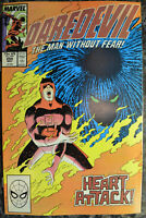 DAREDEVIL #254 (May 1988 | Marvel) 1st Appearance Origin Typhoid Mary HIGH GRADE