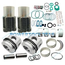 New STD F2L511 Overhaul Rebuild Kit For Deutz F2L 511 Engine Liner Piston Gasket