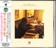 Paul Williams Just An Old Fashioned Love Song 1995 Japan CD 2nd Press With Obi