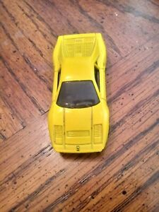 Ferrari 288 GTO  Yellow  Hot Wheels  2008
