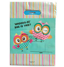 YOURE A HOOT OWL PARTY Favour Party Bags Gift Bag Pack of 8 Free Postage