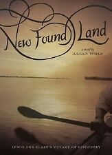 New Found Land: Lewis and Clark's Voyage of Discovery-ExLibrary